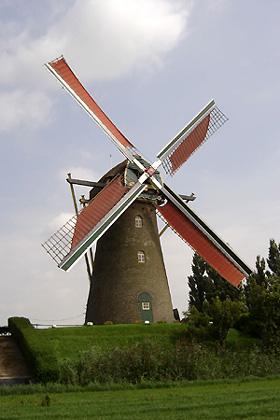 1857_DD van Dijk_Landzigt_Zuid-Beijerland