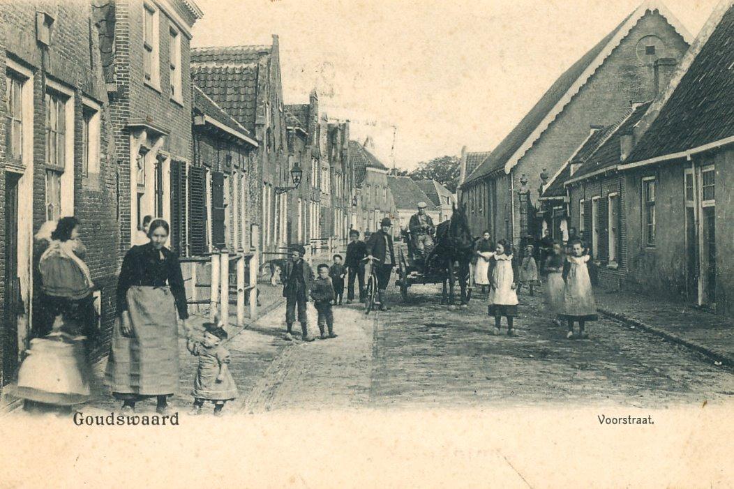 goudswaard-voorstraat-1900