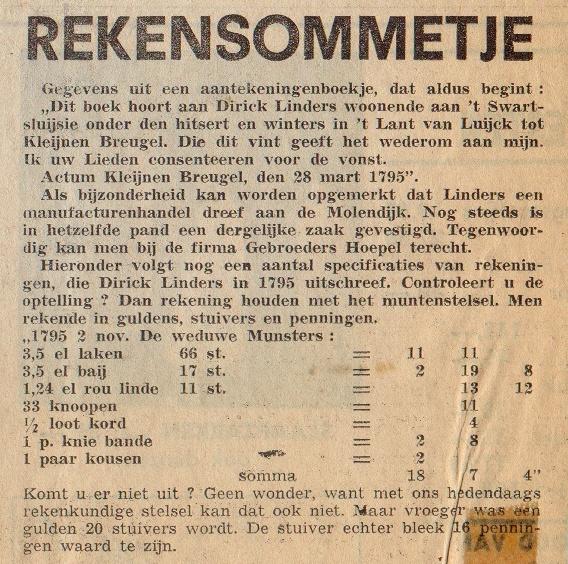 1975-rekensommetje
