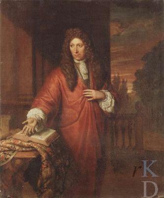 Thomas van der Wilt_Portret van een onbekende man