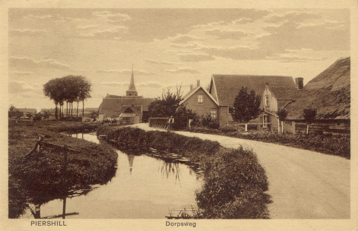 piershil-ansicht-poldervaart-dorpsweg