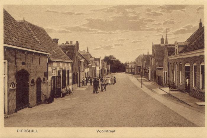 piershil-ansicht-poldervaart-voorstraat