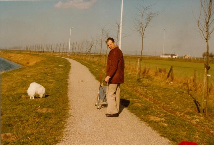 piershil-bas-van-den-heuvel-bospad-1983