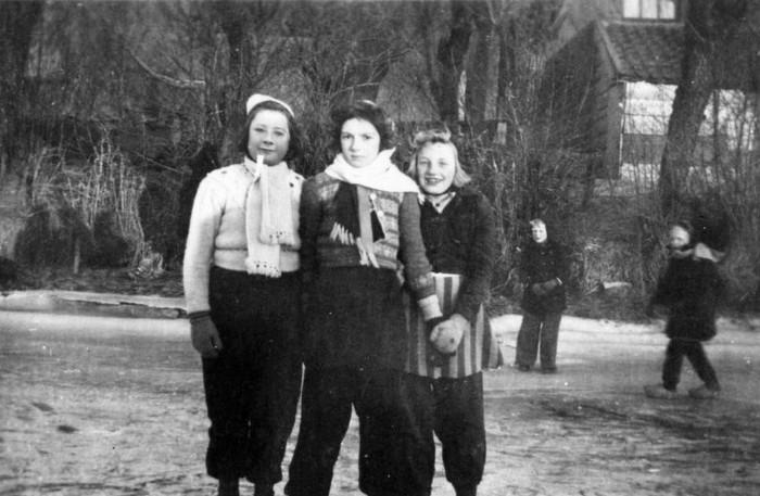 piershil-binnenspui-schaatsen-1948