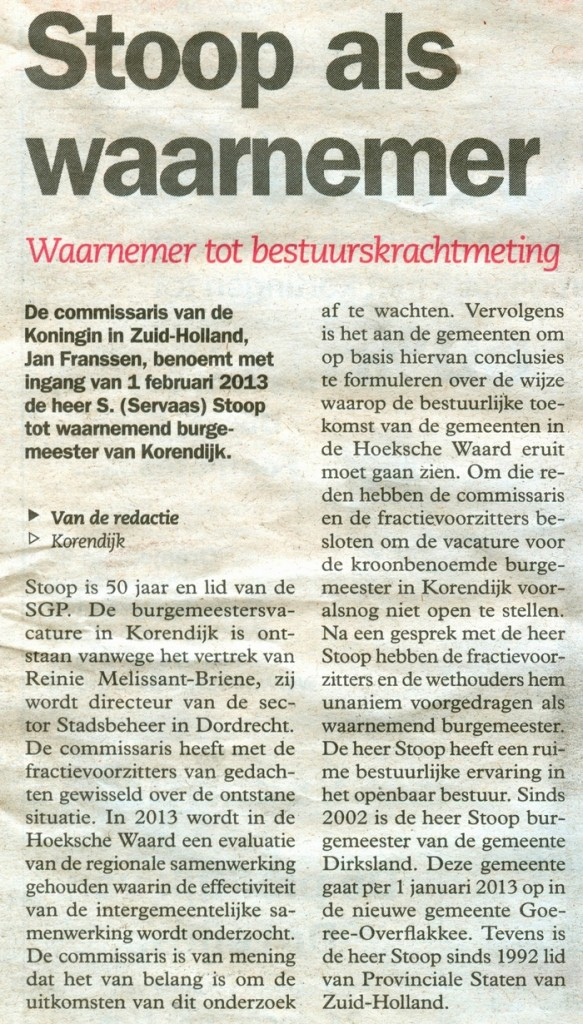 piershil-burgemeester-stoop-kompas-19dec2012