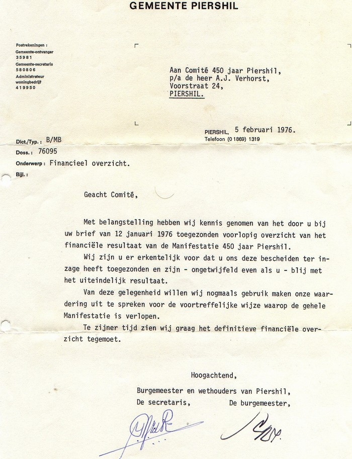 piershil-document-450jaar-gemeente