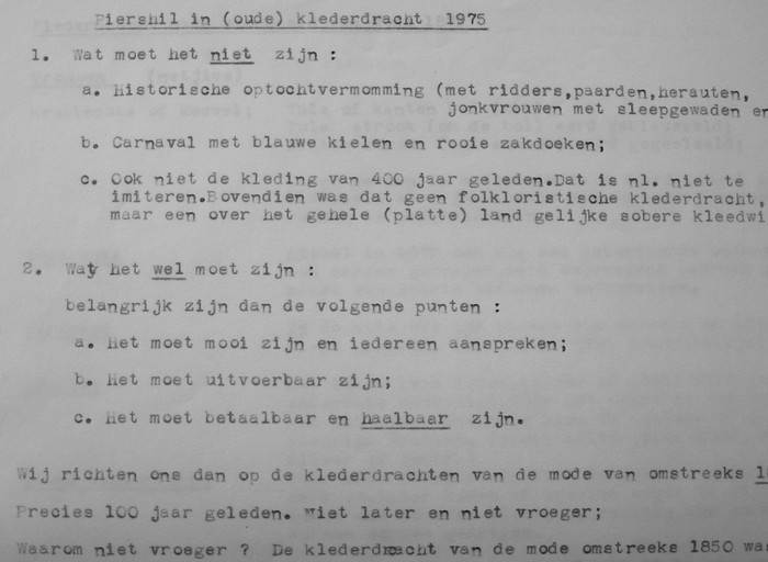 piershil-document-450jaar-klederdracht