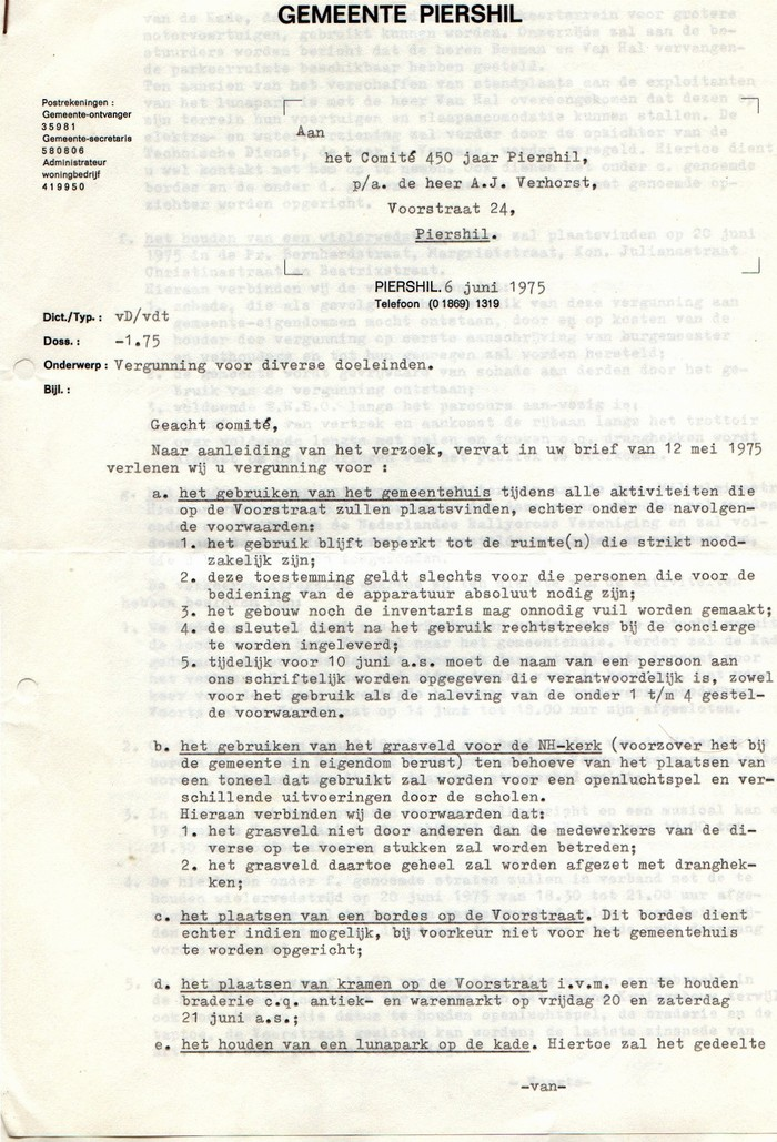 piershil-document-450jaar-vergunning-01