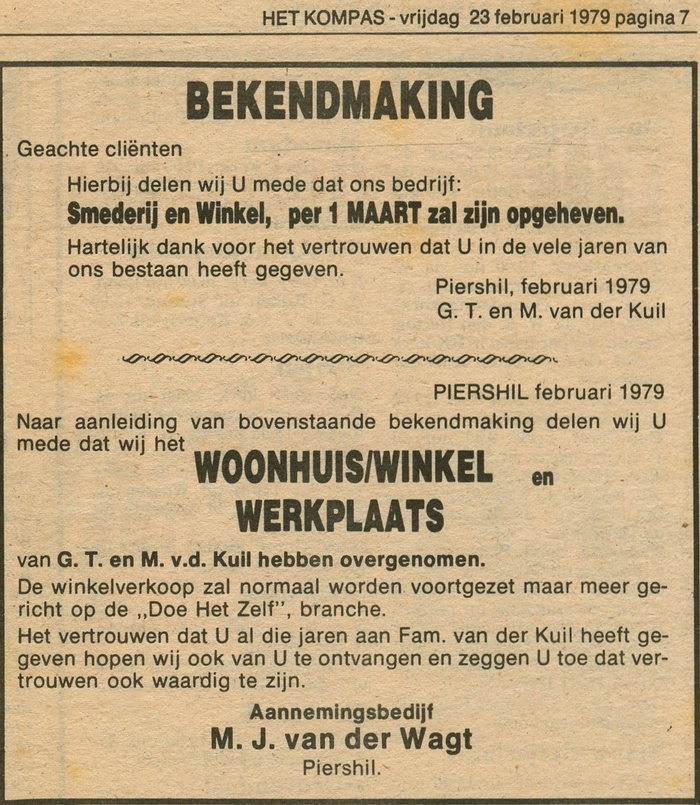 piershil-einde-smederij-vdkuil-1maart1979
