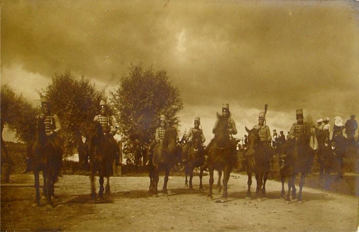 piershil-feest-1913-verwelkoming