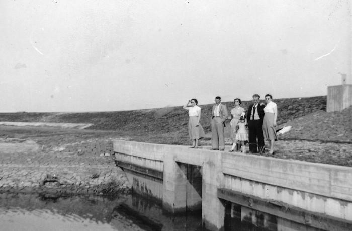 piershil-foto-nieuwesluis-1955