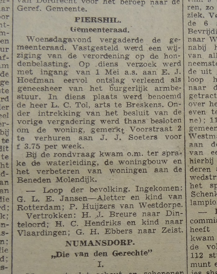 piershil-gemeenteraad-voorstraat2-6mei1948