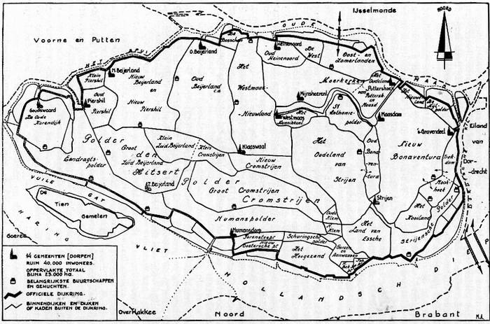 piershil-kaart-1950