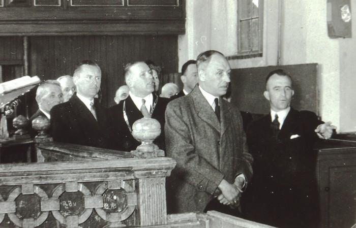 piershil-kerk-bezoek-1952