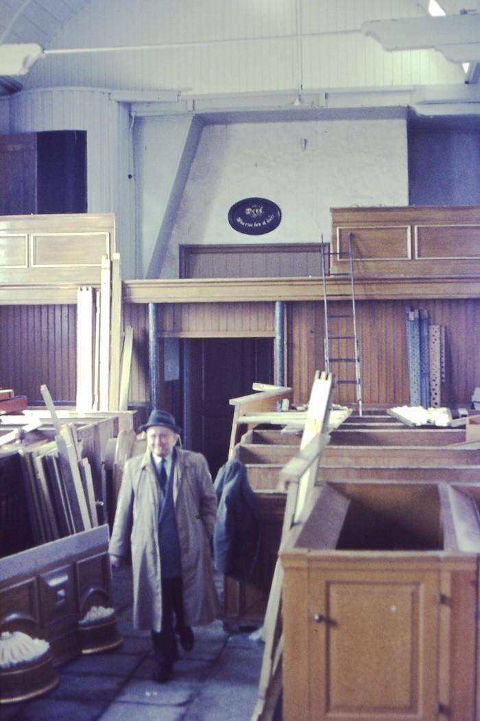 piershil-kerk-mei1968-voorrenovatie-dhrkoppejan-uit-ederveen-afgebroken-orgel