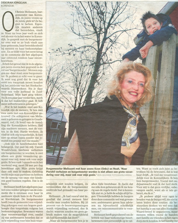 piershil-knipsel-burgemeester-melissant-10jan2009-01