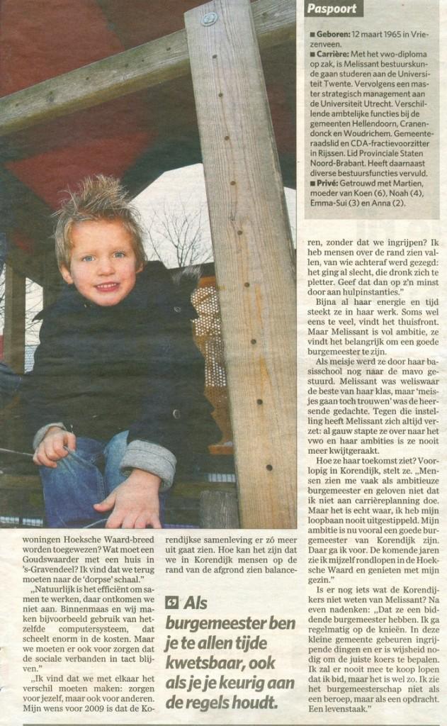piershil-knipsel-burgemeester-melissant-10jan2009-02