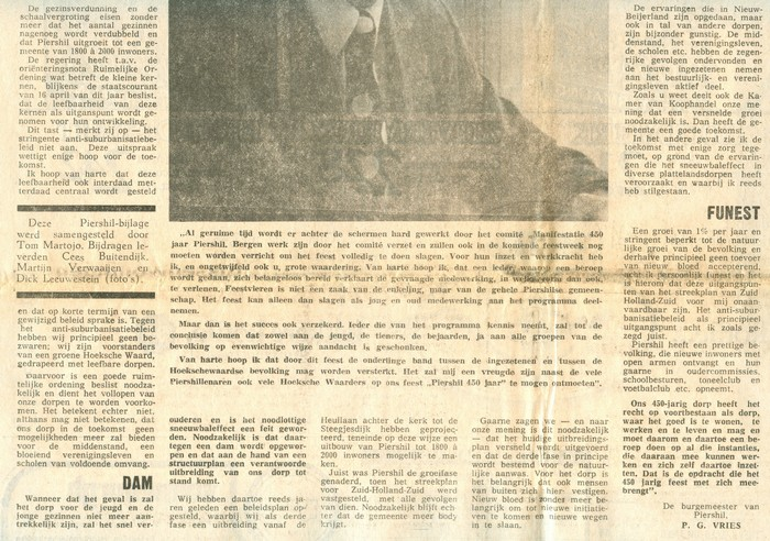 piershil-knipsel-burgemeester-vries-11juni1975-02