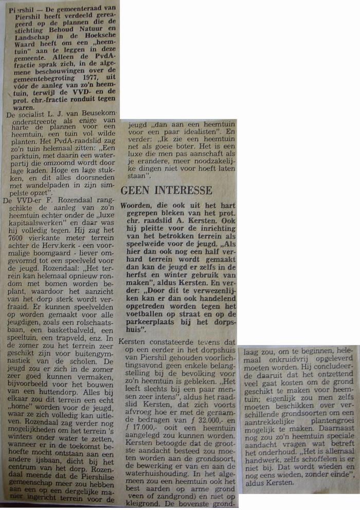 piershil-knipsel-heemtuin-januari1977
