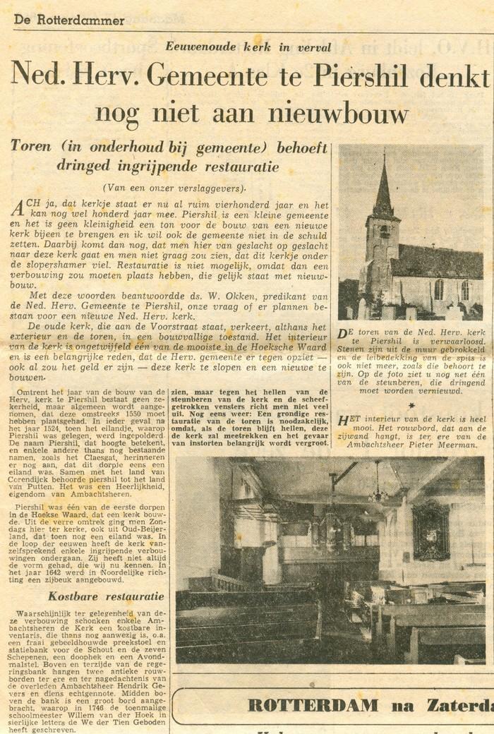 piershil-knipsel-kerkinverval-17oktober1955-01