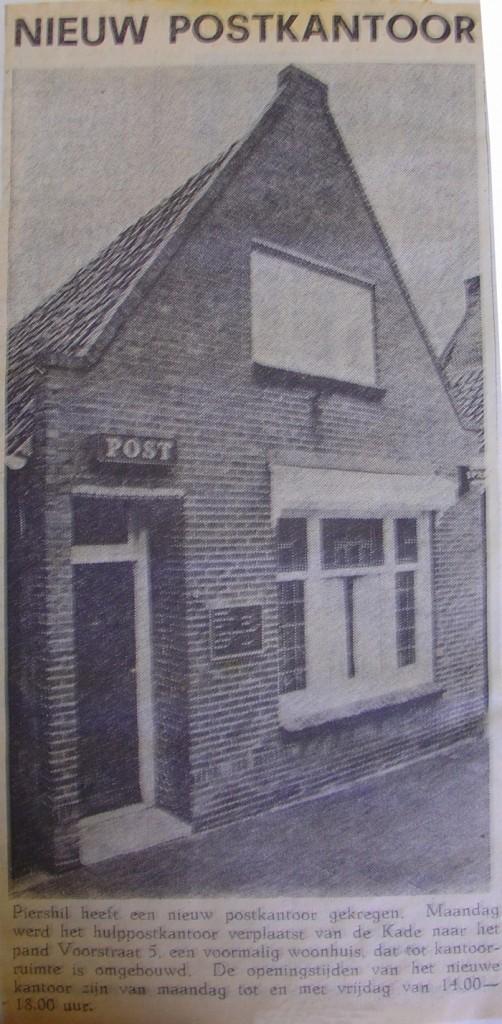 piershil-knipsel-nieuwpostkantoor-1dec1973