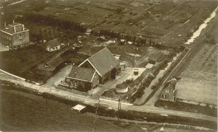 piershil-luchtfoto-klaasvanbergeijk-1947