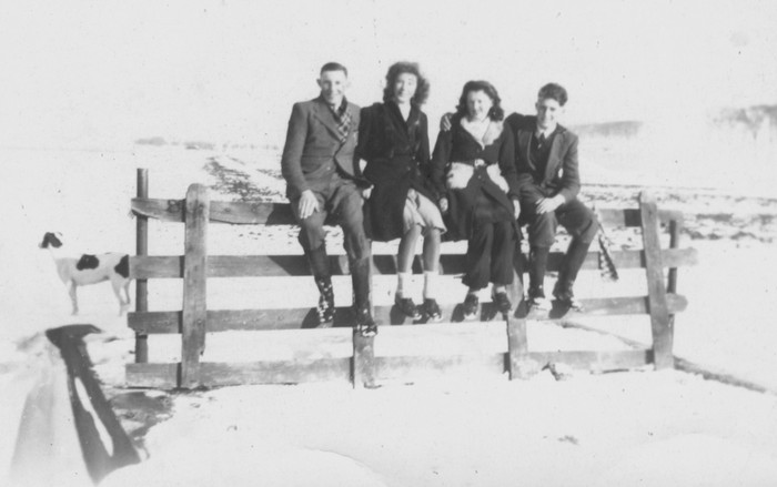 piershil-nieuwedijkje-poserenophek-1945