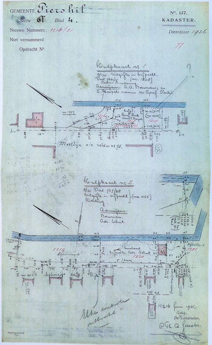 piershil-sluisjesdijkkadaster-1926