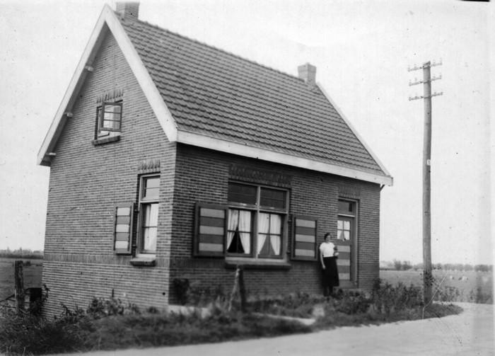 1947 sluisjesdijk 46 - Oude huis fotos ...