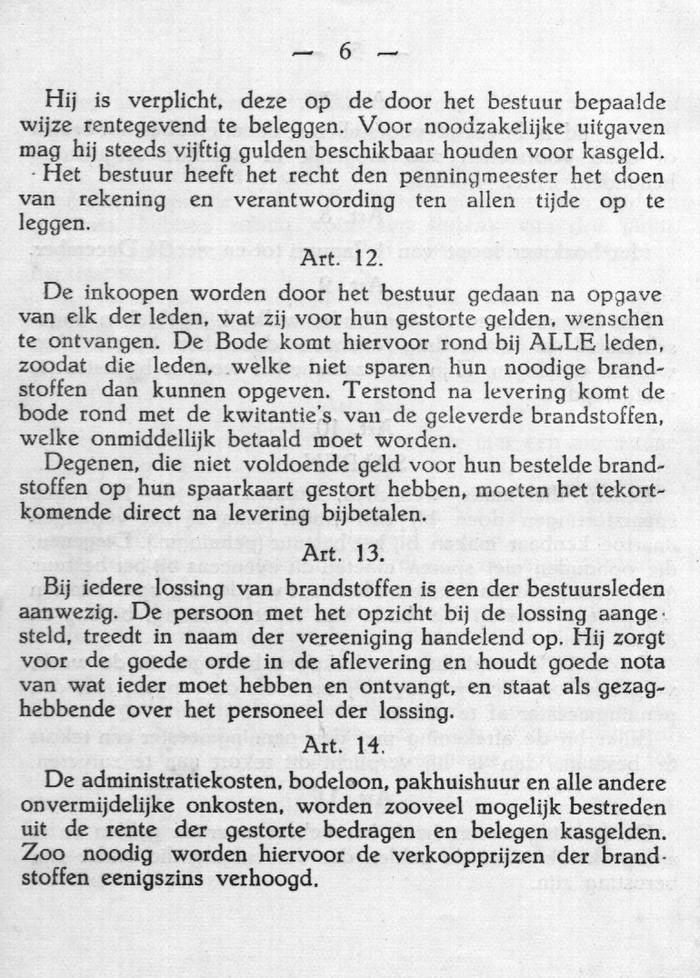 reglement-kolenbond-1916-05