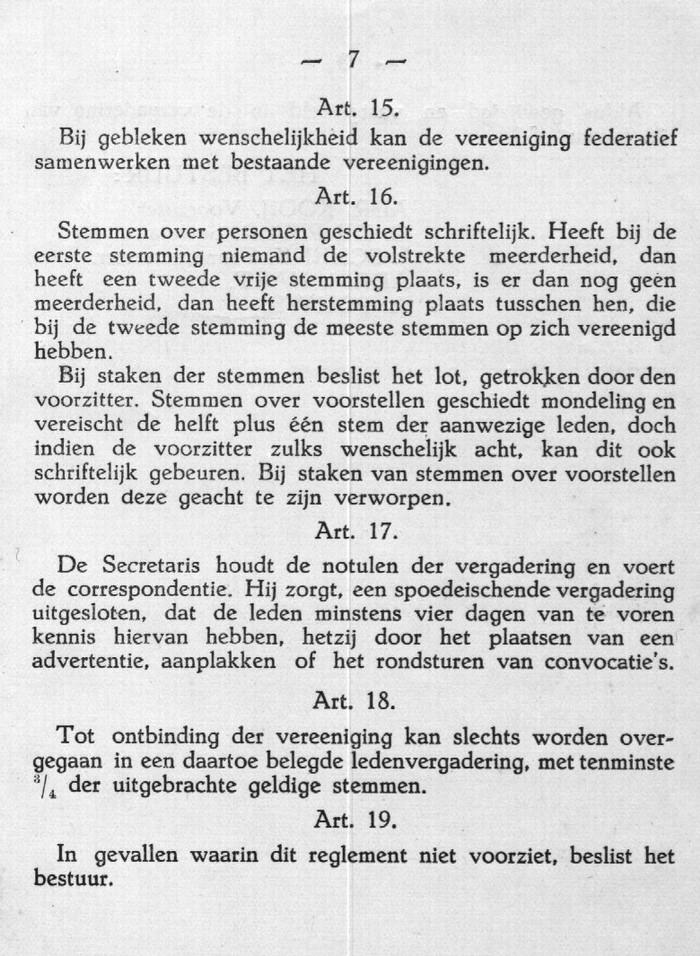 reglement-kolenbond-1916-06