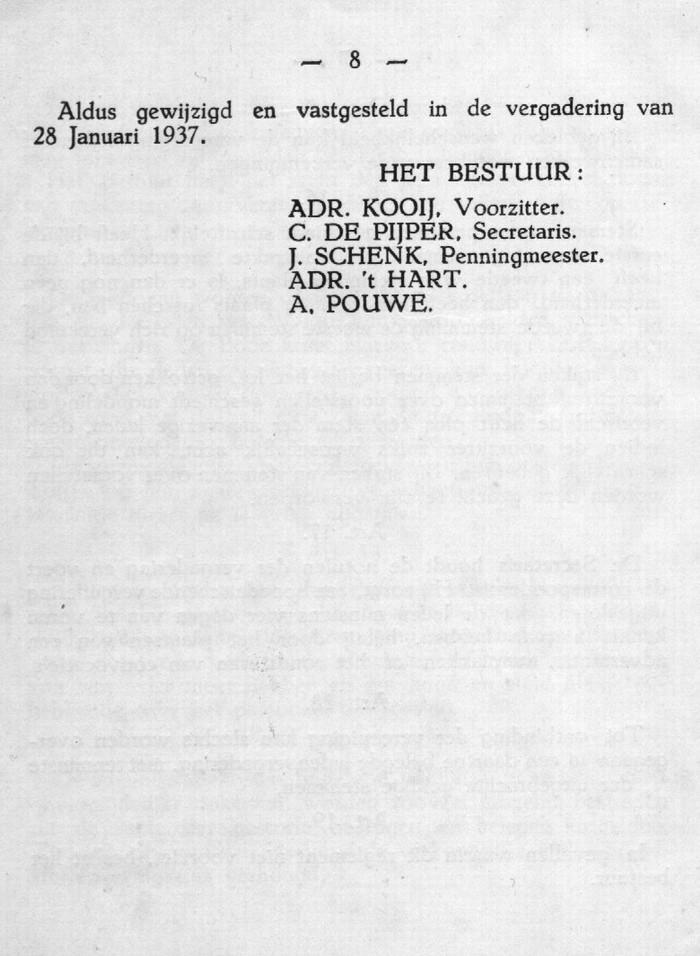 reglement-kolenbond-1916-07