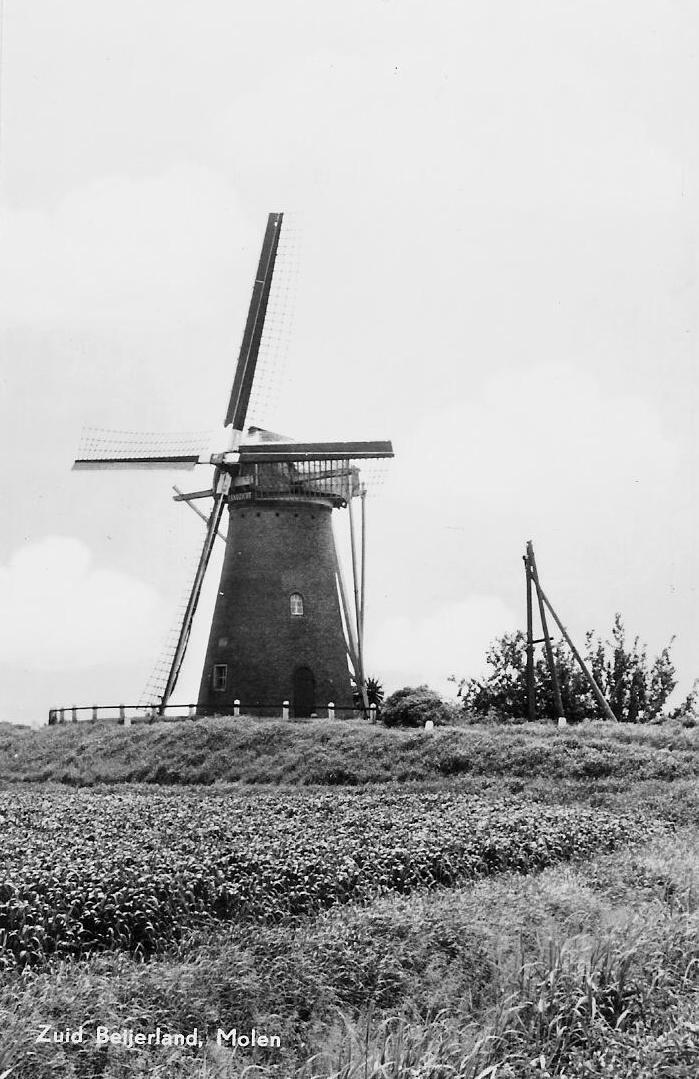 zuid-beijerland-molen-01