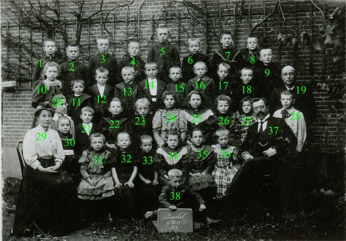 1907-schoolfoto-nummers