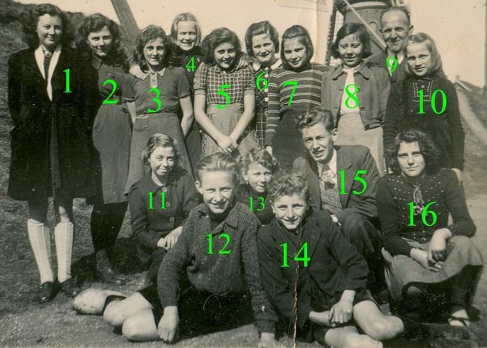 1945-1946-schoolfoto-ols-2klassen-nummers