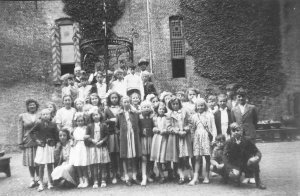 1949-schoolreis-ols-muiderslot-groot