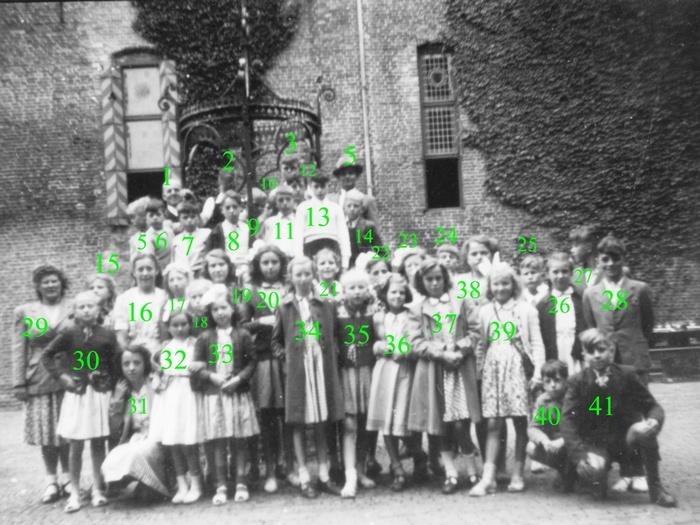 1949-schoolreis-ols-muiderslot-nummers