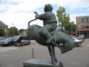 Dik_Trom_Marktplein_Hoofddorp