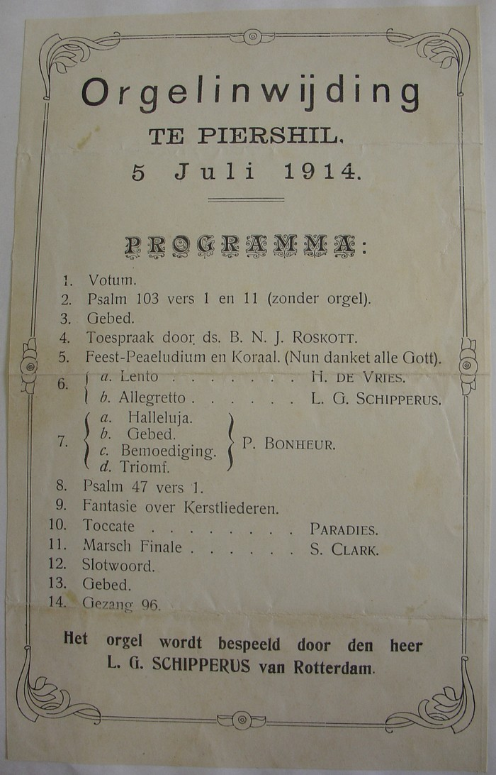 piershil-flyer-kerk-orgelinwijding-1914