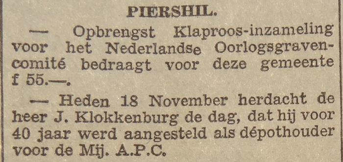 piershil-klokkenburg-1947