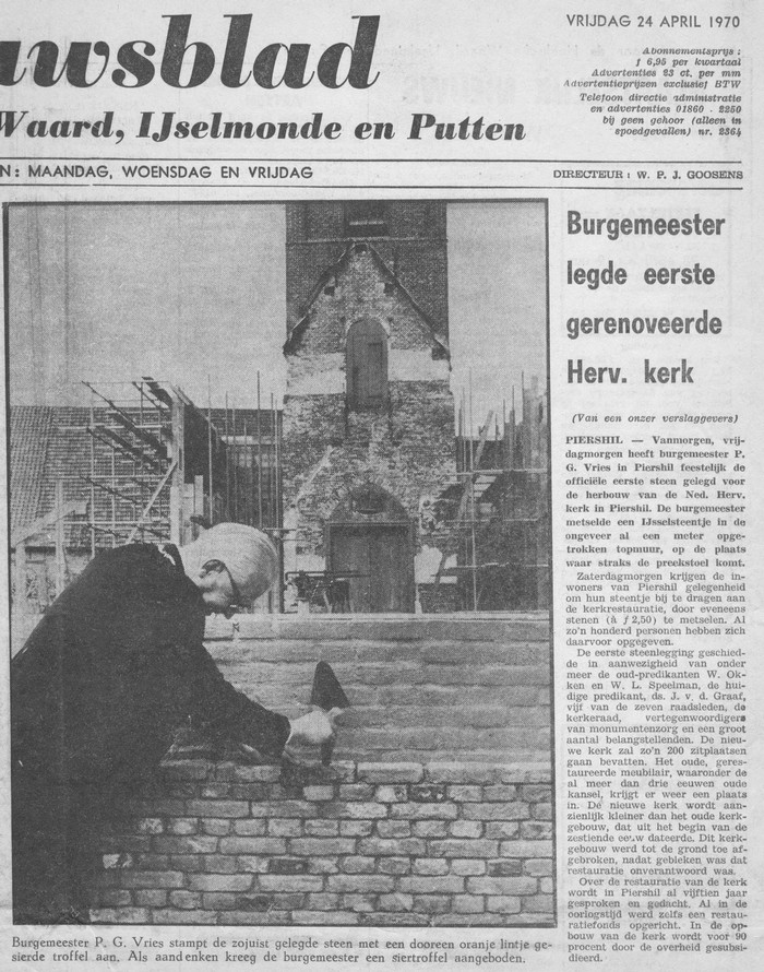 piershil-knipsel-kerk-24april1970