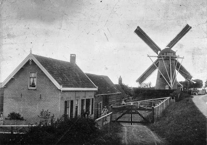 piershil-molen-andeweg-houtenschuur-1920