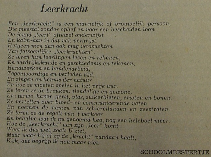 piershil-school-leerkracht-gedicht