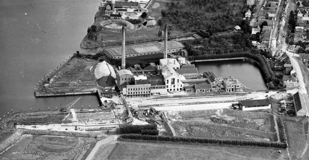 suikerfabriek-oud-beijerland-beginjarenzestig