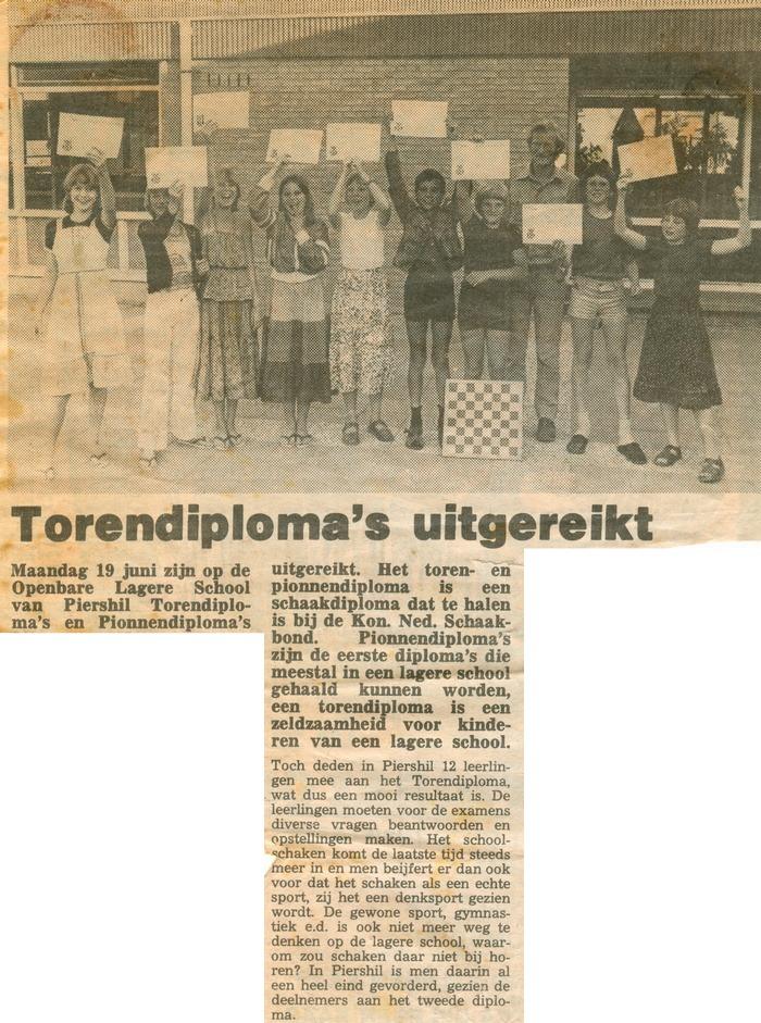 knipsel-piershil-school-ols-torendiploma-juni1978