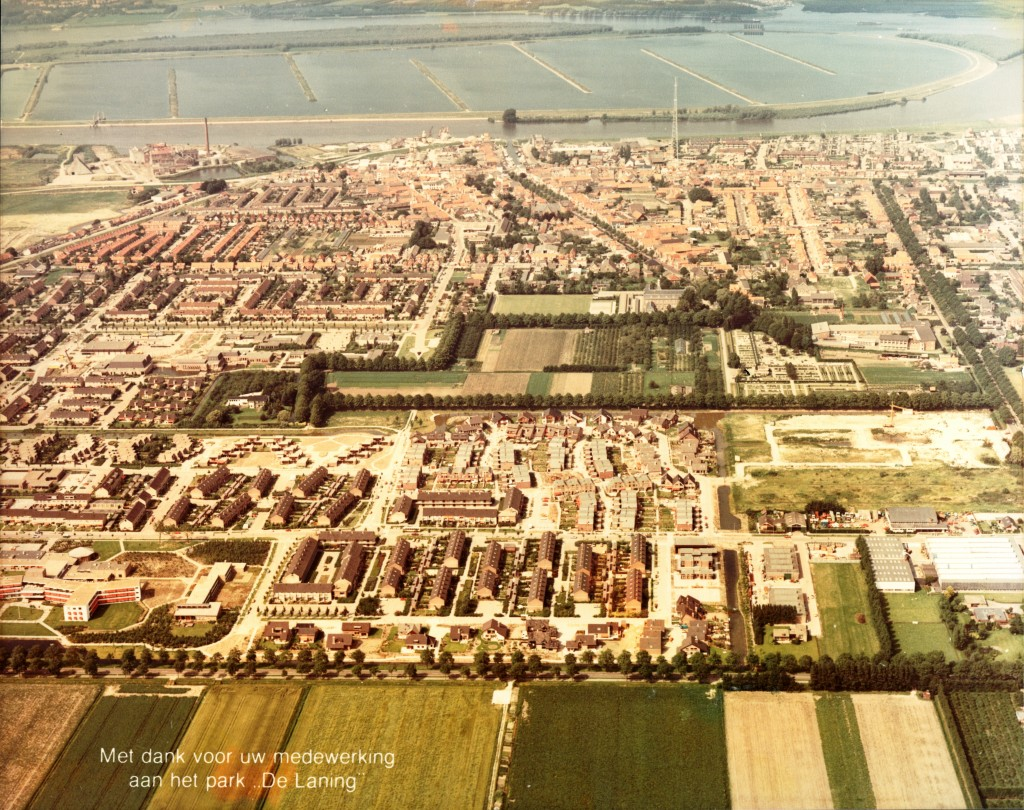 oud-beijerland-luchtfoto-laning