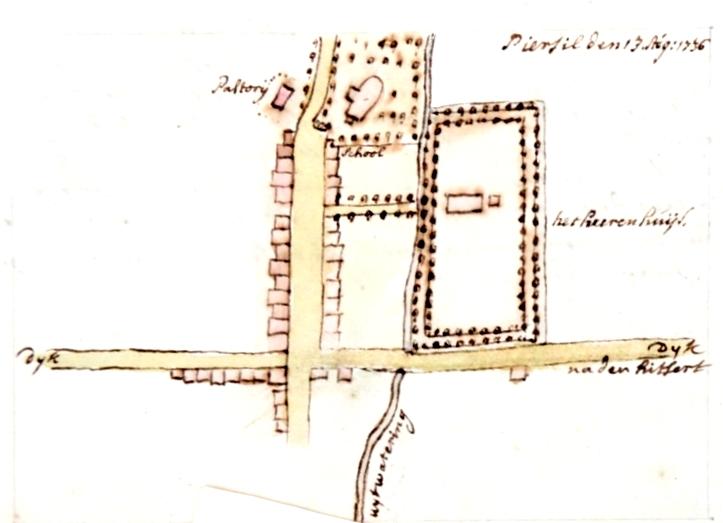 piershil-plattegrond-1736