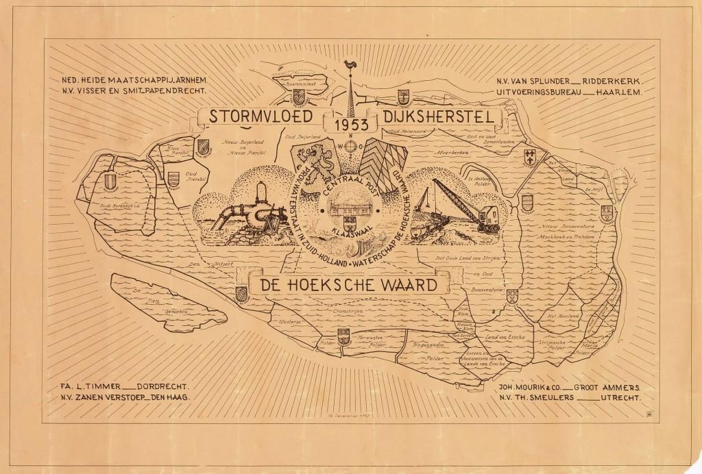 1953-stormvloed-dijkherstel