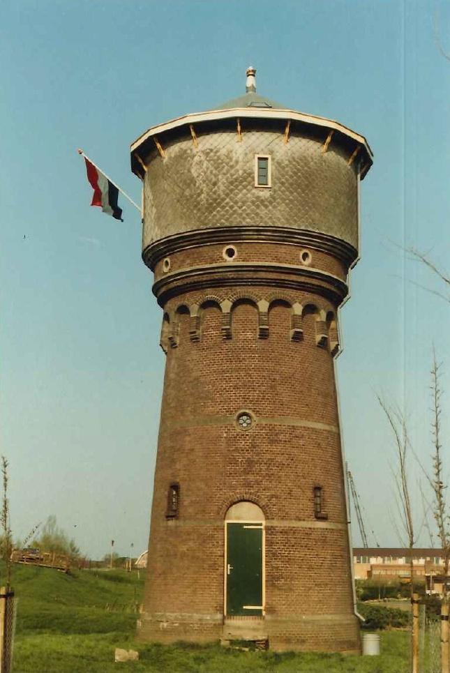 watertoren-heinenoord-30april-1984