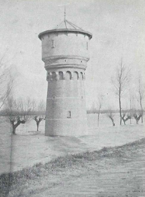 watertoren-heinenoord-watersnood-1953